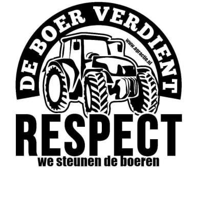 Boeren protest